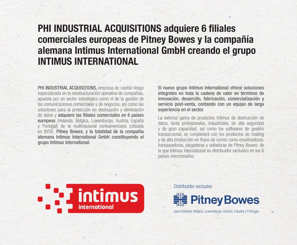 Phi Industrial Intimus International
