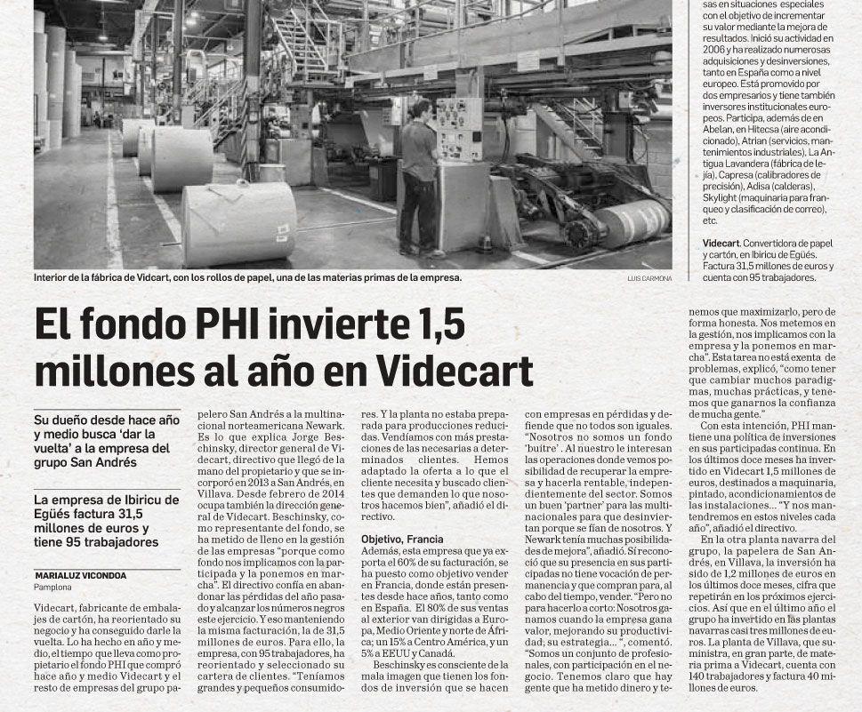 Phi Industrial Videcart